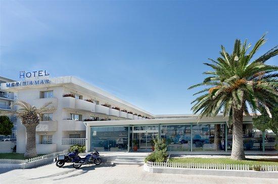 4R Meridia Mar: Entrada hotel
