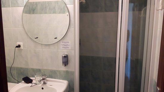 Hodonin, República Checa: koupelna - ta ušla