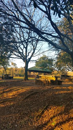 Sabie, Sudáfrica: open space for some games
