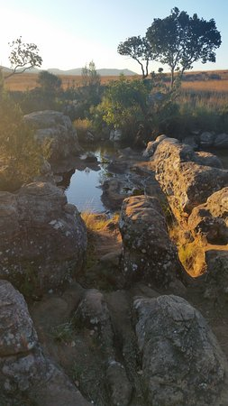 Sabie, Sør-Afrika: the pools