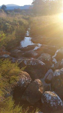 Sabie, Sudáfrica: rocky pools