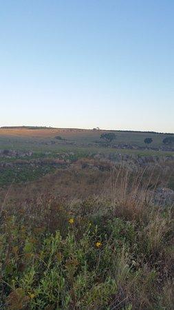 Sabie, Zuid-Afrika: flat terrain for easy hike
