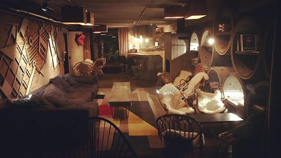Saint-Gilles, Belgien: rooftop lounge