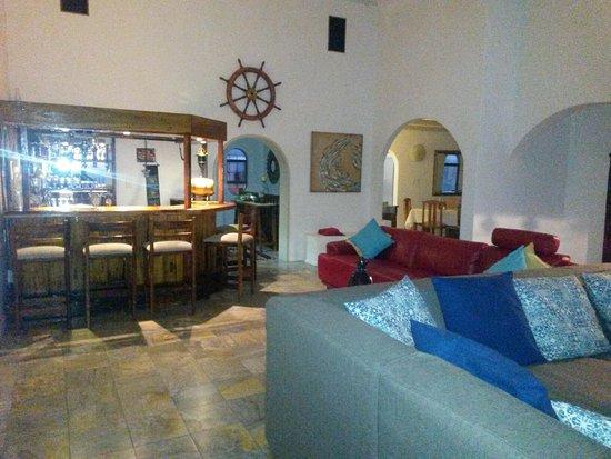 Gordon's Bay, Güney Afrika: HarbourView Lodge