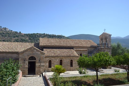 Monastery of Agios Andreas