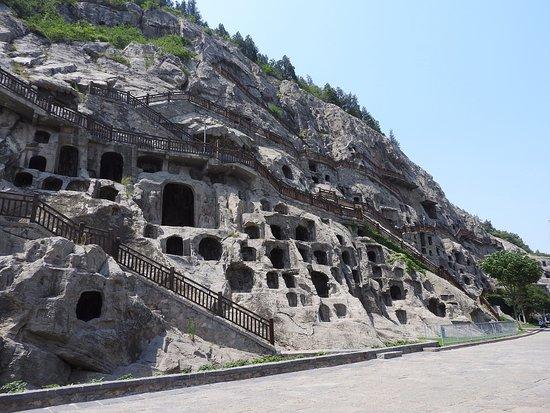 Luoyang, Cina: grottoes
