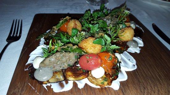 Jordan Restaurant: My delicious Vegetarian meal
