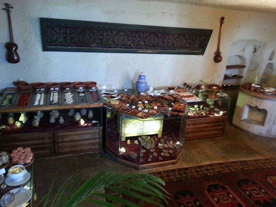 Museum Hotel: Restaurant