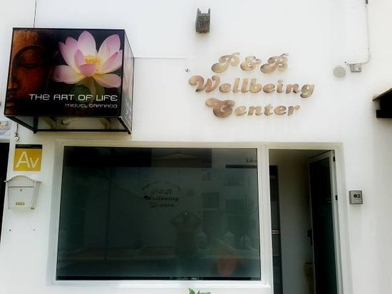 P&B Wellbeing Centre