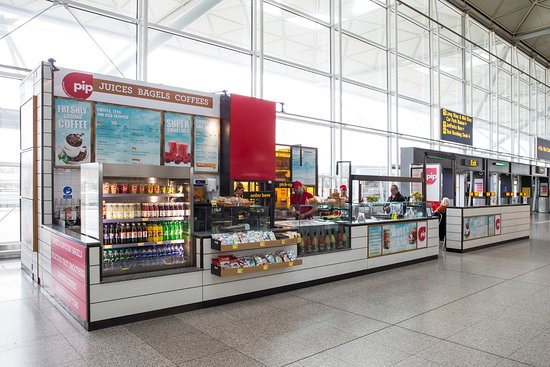 Gourmet Hot Dog Stansted
