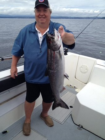 Campbell River, Canadá: Nice Fish
