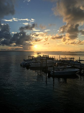 Hope Town, Elbow Cay: Sunset always stunning