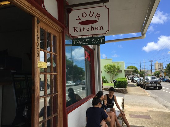 Your Kitchen, Honolulu - Menu, Prices & Restaurant Reviews - TripAdvisor