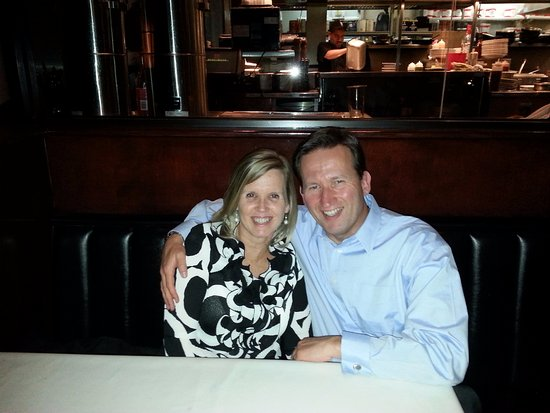 Huntersville, NC: Celebrating 31 years of marriage at Mickey & Mooch