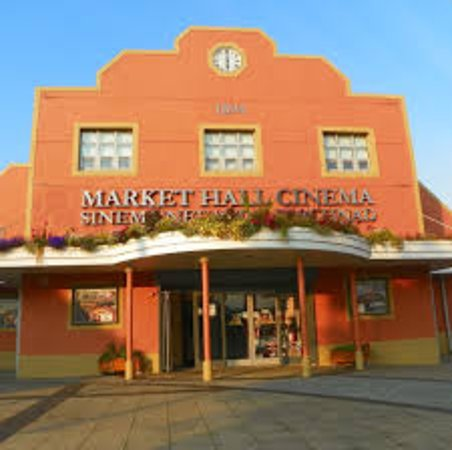 Ebbw Vale, UK: The Market Hall Cinema, Brynmawr. NP23 4AJ - Tel - 01495 310576
