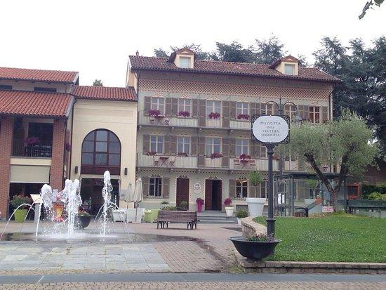 Monta, Itália: Piazzetta della Vecchia Segheria