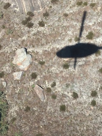 uKhahlamba-Drakensberg Park, Sydafrika: In flight view 3
