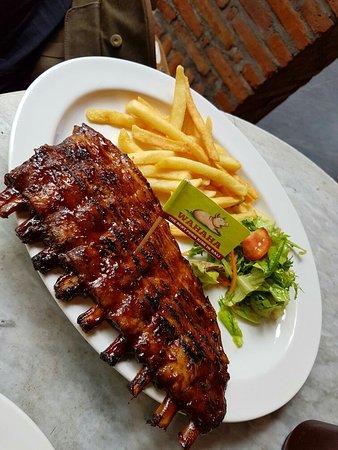 Very good ribs