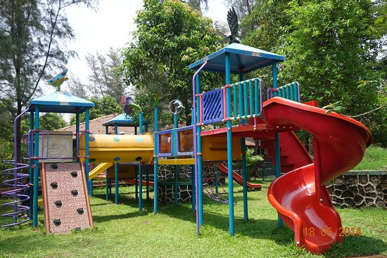 Pinewood Resort: play area for kids