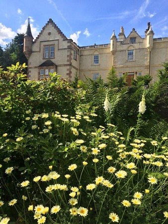 Evanton, UK: Assynt House from the garden