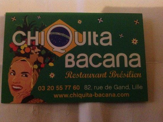 Adresse du meilleur restaurant Brésilien