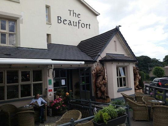 Raglan, UK: Beaufort Brasserie