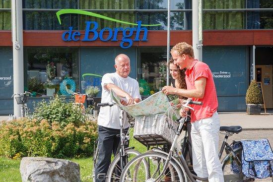 Zevenbergen, Nederland: fietsers