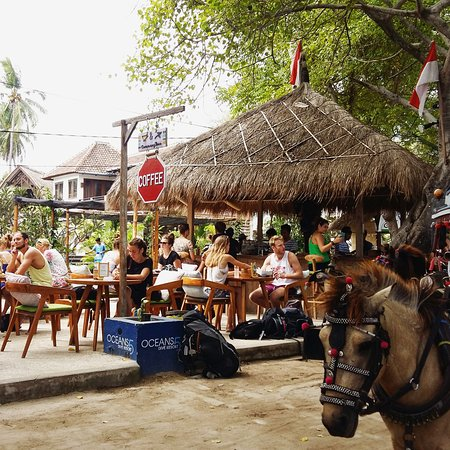 Coffee & Thyme Gili Air: Come any Time!