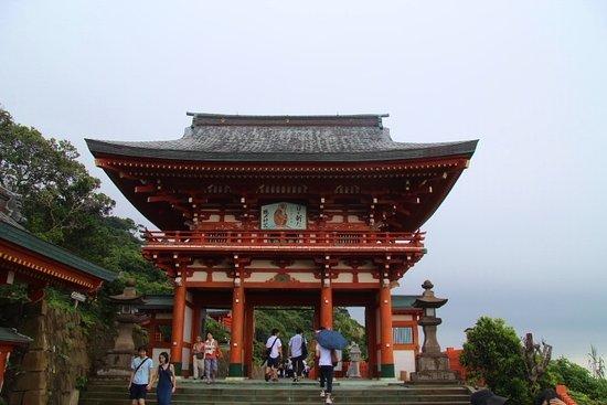 Nichinan, ญี่ปุ่น: 鵜戸神宮 楼門