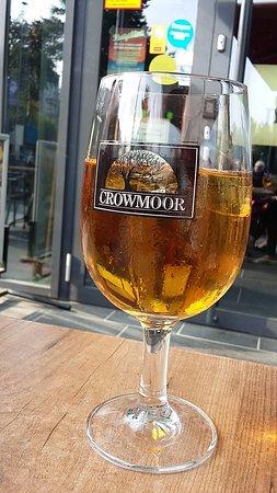 Vantaa, فنلندا: Crowmoor cider