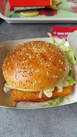 Cesson-Sevigne, Francja: McDonald's
