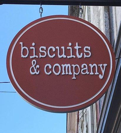 Biddeford, Maine: Biscuits & Co.