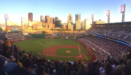PNC Park: Beautiful From 3rd Base Line
