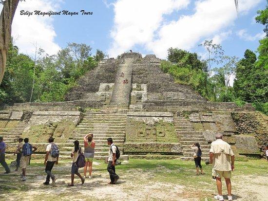 Belize Magnificent Mayan Tours : Lamanai