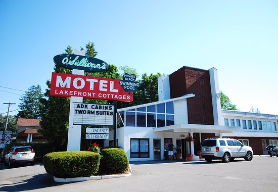 O'Sullivan's On The Lake Motel