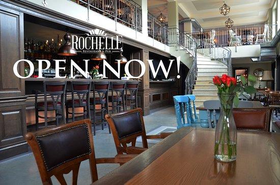 New restaurant in town picture of rochelle cluj napoca for Cuisine 3d la rochelle