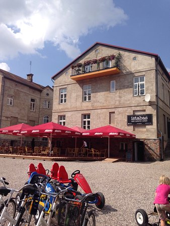 Talsi, Lettonie : Istabas