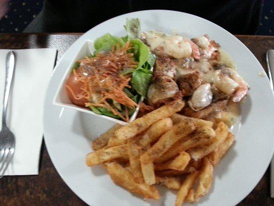 Mundaring, Australia: Seafood Deluxe