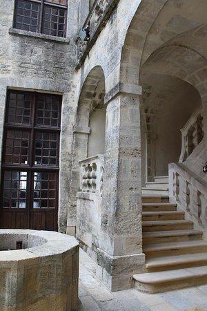 Duras, Frankrike: Loggia à l'italienne - XVII° siècle