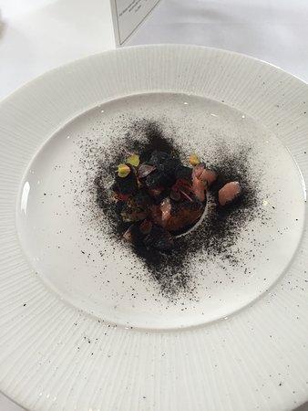 Langho, UK: Amazing ingredients, looked beautiful, tasted amazing!