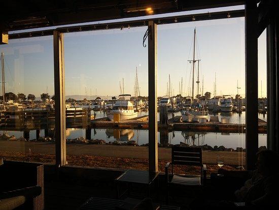San Leandro, Калифорния: Marina's view