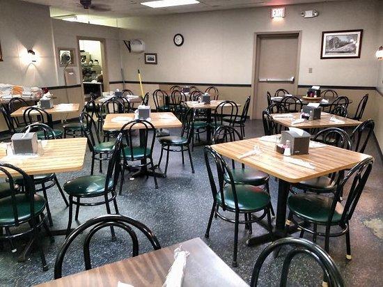 Cana, VA: inside