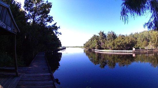 Sebring, Φλόριντα: Lake Istopoga park