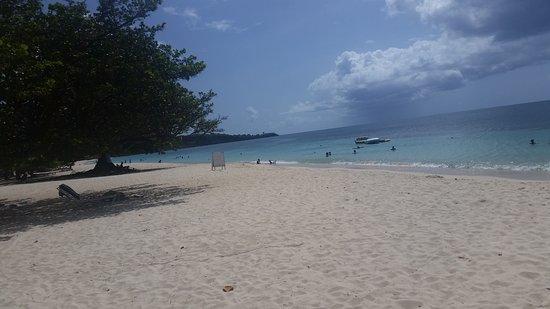 Grand Anse Beach Image