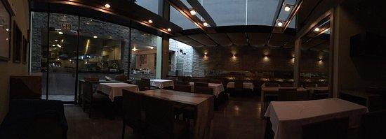 Central Restaurante: The room