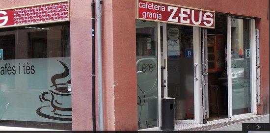 Cafetería Granja Zeus