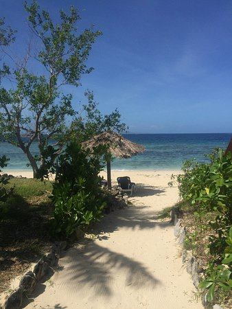Navini Island, Fidżi: Vista dalla Camera