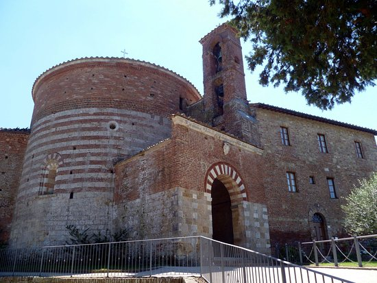 Chiusdino, Italië: Eremo di Montesiepi
