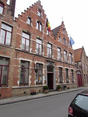 Hotel Jan Brito Entrance
