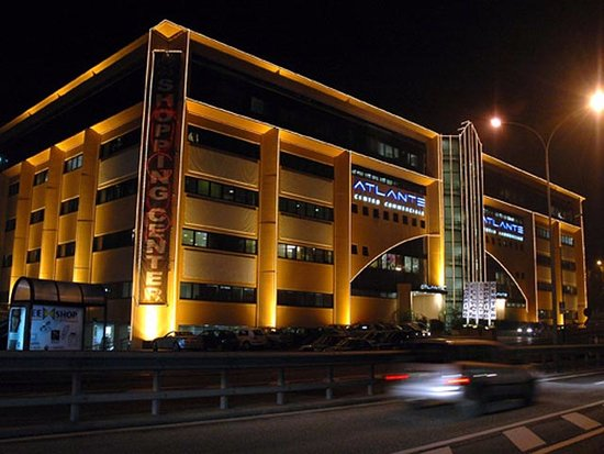 Atlante Shopping Center - Dogana - repubblica di San Marino